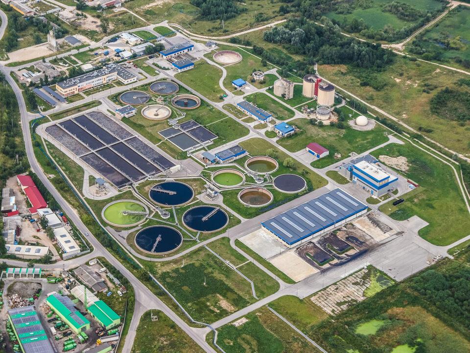 depurazione delle acque reflue